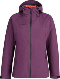 Mammut Convey 3in1 HS Hooded Jacke blackberry/spicy (Damen) (1010-26490-6384)