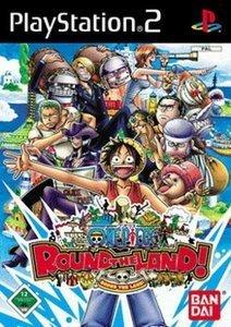 One Piece Round the Land (deutsch) (PS2)
