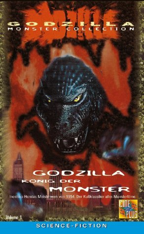 Godzilla 1 - König der Monster -- via Amazon Partnerprogramm