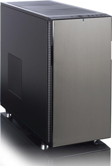 Fractal Design Define R5 Titanium, schallgedämmt (FD-CA-DEF-R5-TI)