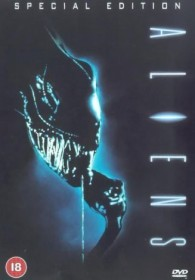 Aliens (DVD) (UK)