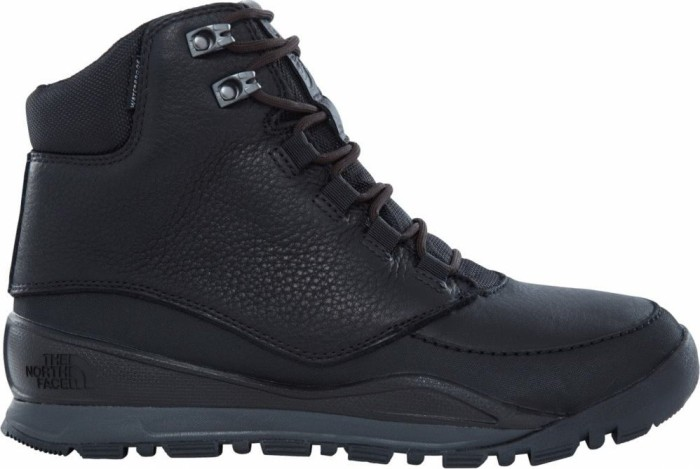 The North Face Edgewood 7 tnf black dark shadow grey (men) starting ... 188a0d6d770f
