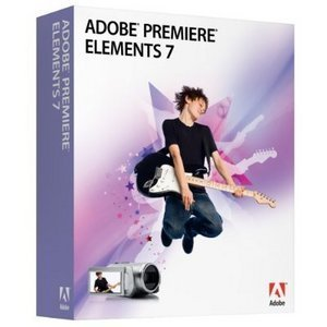 Adobe: Premiere Elements 7.0 (English) (PC) (65026658)