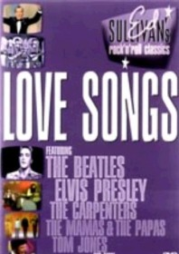 The Ed Sullivan Show: Love Songs