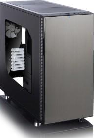 Fractal Design Define R5 Titanium, Acrylfenster, schallgedämmt (FD-CA-DEF-R5-TI-W)