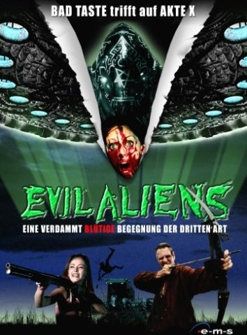 Evil Aliens -- via Amazon Partnerprogramm
