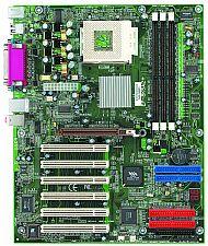 EPoX EP-8K5A2+B2, KT333 (PC-2700 DDR)