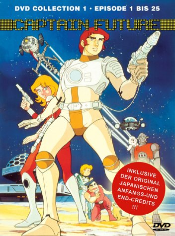 Captain Future - Collection 1 -- via Amazon Partnerprogramm