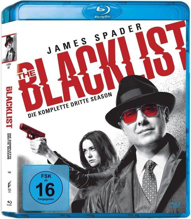 The Blacklist Season 3 (Blu-ray)
