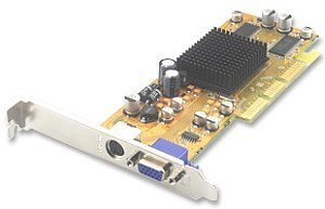 FIC A91L, Radeon 9000, 64MB DDR, DVI, TV-out, AGP