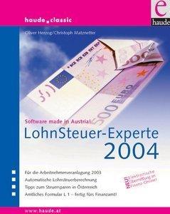 Haude Lohnsteuer-Experte 2004 (German) (PC)