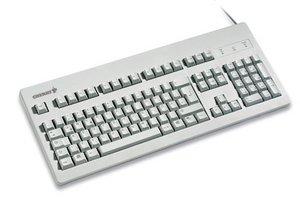 Cherry G81-3000 schwarz, DIN, US (G81-3000)