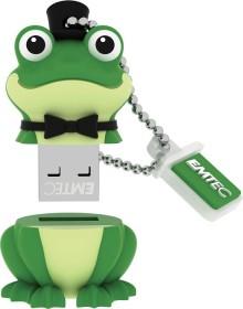 Emtec M339 Animalitos 2 Crooner Frog 8GB, USB-A 2.0 (ECMMD8GM339)