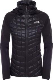The North Face Thermoball hybrid Hoodie Jacket black (ladies)