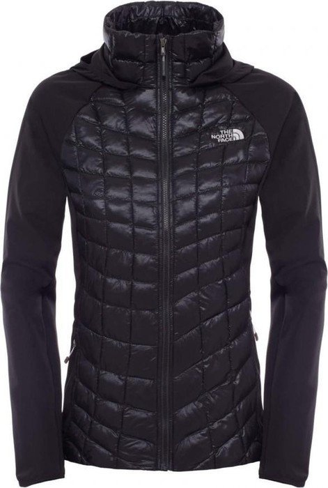 various colors cheap sale huge discount The North Face Thermoball Hybrid Hoodie Jacke schwarz (Damen) ab € 120,91