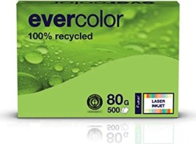 Clairefontaine evercolor universal paper pastel green A4, 80g/m², 500 sheets (40027C)