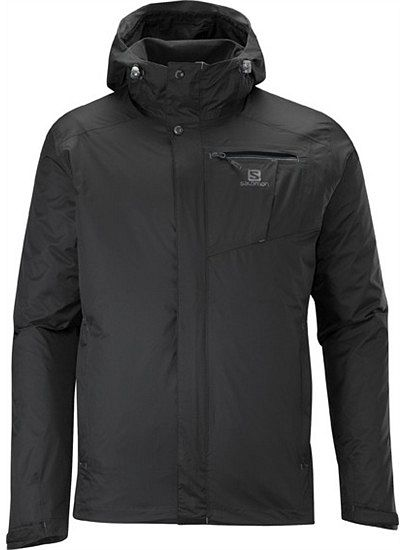 Salomon Semnoz Jacket black (men)