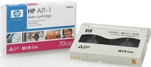 HP AIT-1 70GB/35GB Cartridge (Q1997A)