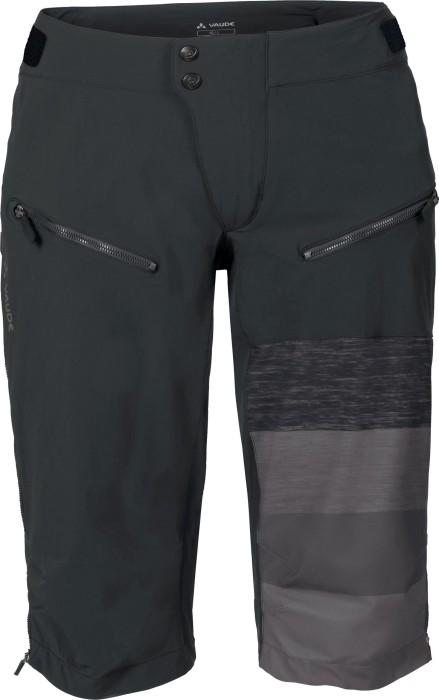 vaude moab shorts ii fahrradhose kurz schwarz herren ab. Black Bedroom Furniture Sets. Home Design Ideas