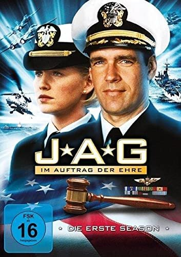 JAG - Im Auftrag der Ehre Season 1 -- via Amazon Partnerprogramm