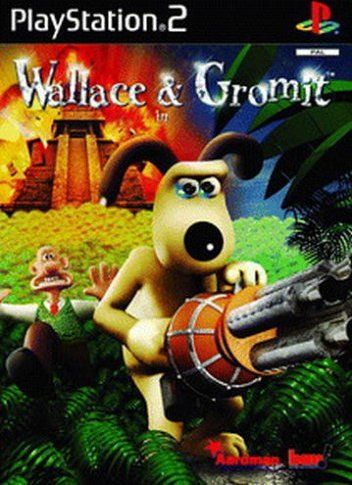Wallace & Gromit in Project Zoo (niemiecki) (PS2) -- via Amazon Partnerprogramm