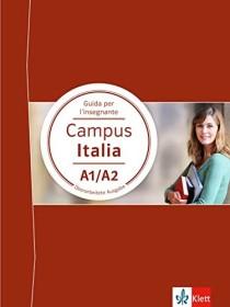 Klett Verlag Campus Italia A1/A2 (deutsch) (PC)