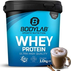 BodyLab24 Whey Protein Latte Macchiato 1kg