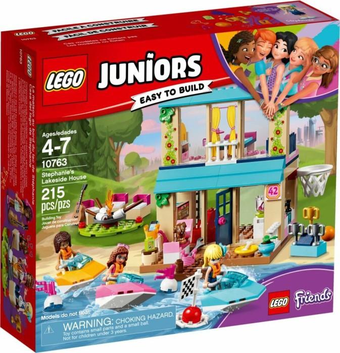 LEGO Juniors - City Central Airport (10763)