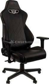 Nitro Concepts S300 EX Stealth Carbon Black Bürostuhl, schwarz (NC-S300EX-BC)