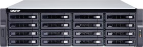 QNAP Turbo Station TS-1673U-RP-8G 160TB, 4x Gb LAN, 2x 10Gb SFP+, 3HE