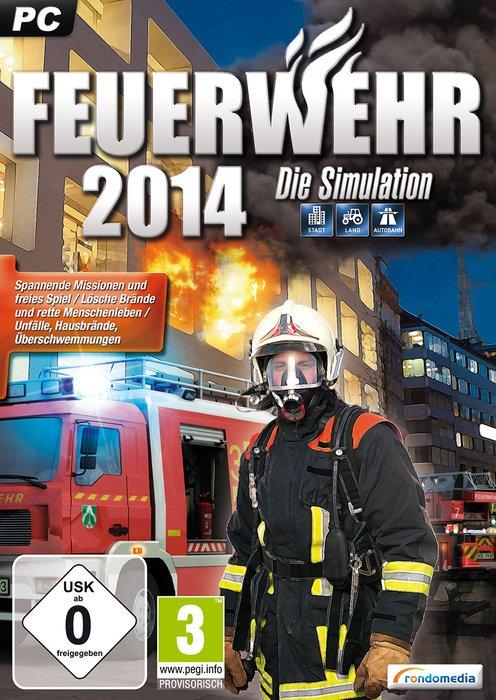 Feuerwehr 2014: Die Simulation (PC)