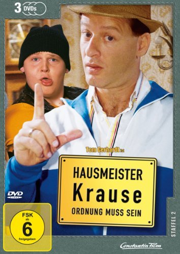 Hausmeister Krause Staffel 2 -- via Amazon Partnerprogramm
