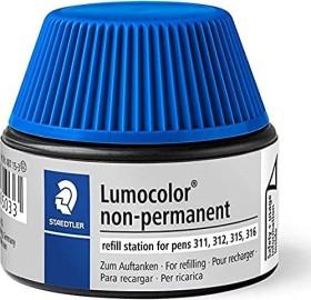 Staedtler Lumocolor 487 15 Non-Permanentmarker Nachfüllstation blau (487 15-3)