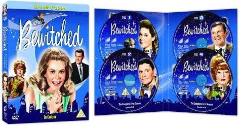 Bewitched Season 1 (UK) -- via Amazon Partnerprogramm