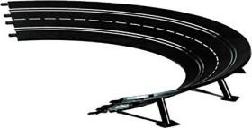 Carrera Digital 124/132/Evolution Accessories - High banked curve 2 / 30 degrees (20575)