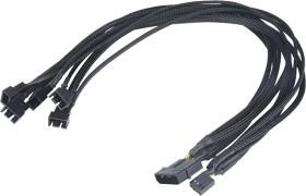 Akasa Flexa FP5 PWM splitter cable, 45cm (AK-CBFA03-45)