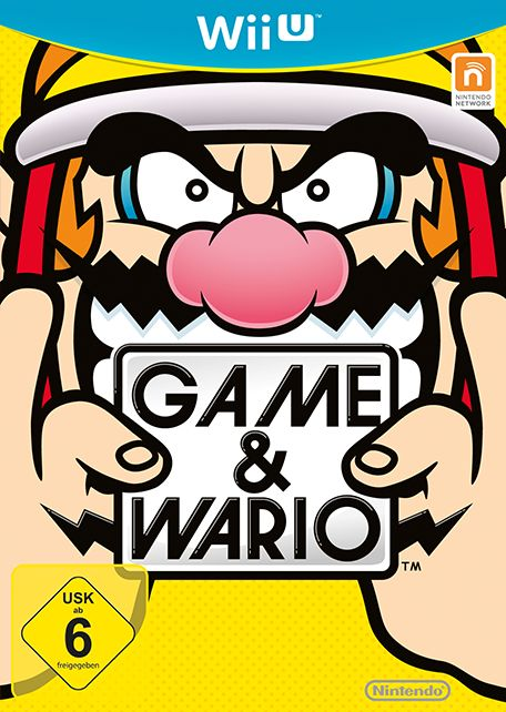 Game & Wario (English) (WiiU)
