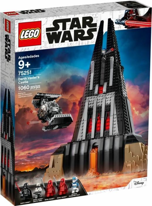 LEGO Star Wars Episoden I-VI - Darth Vaders Festung (75251)
