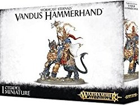 Games Workshop Warhammer Age of Sigmar - Stormcast Eternals - Vandus Hammerhand (99120218024)