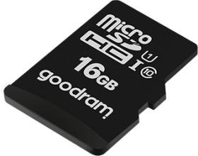 goodram M1A0 R100 microSDHC 16GB, UHS-I, Class 10 (M1A0-0160R12)