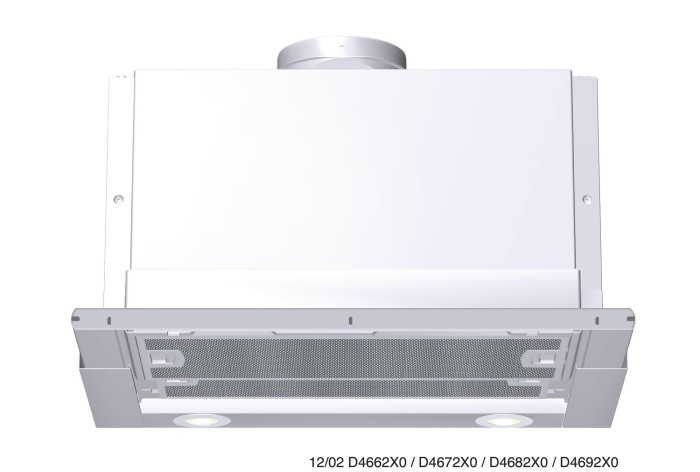 Neff DA66B slimline cooker hood (D4662X0) -- via Amazon Partnerprogramm