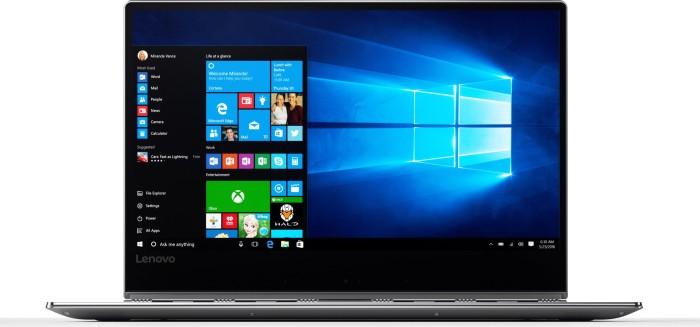 Lenovo Yoga 920-13IKB silver, Core i7-8550U, 8GB RAM, 512GB SSD (80Y700EVGE)