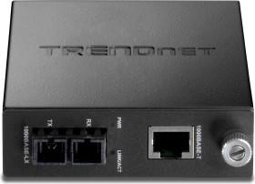 TRENDnet TFC-1000S20, 1000Base-T to 1000Base-LX