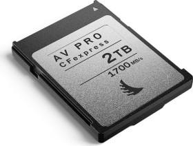Angelbird AV PRO CFexpress R1700/W1500 CFexpress Type B 2TB, 2er-Pack (AVP2TBCFXX2)