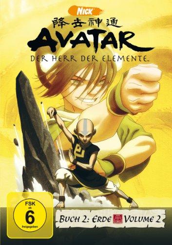 Avatar, der Herr der Elemente - Buch 2: Erde Vol. 2 -- via Amazon Partnerprogramm