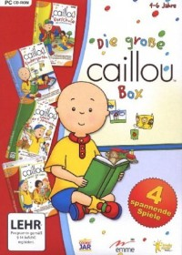 Die große Caillou-Box (PC)