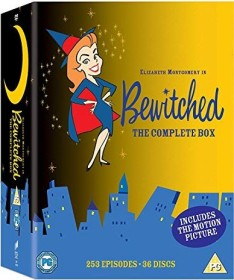 Bewitched Season 4 (UK)
