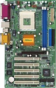 ASRock K7VT4-4X (PC-2700 DDR)