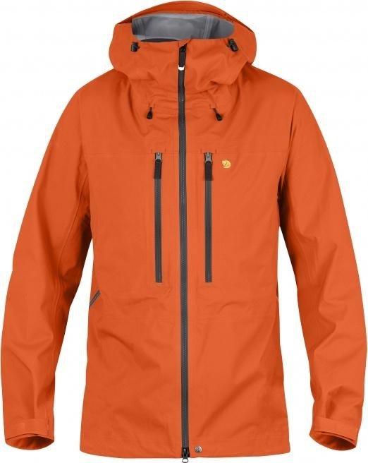 premium selection 44280 9aad9 Fjällräven Bergtagen Eco-Shell Jacke lang hokkaido orange (Herren)  (F83983-208) ab € 450,95