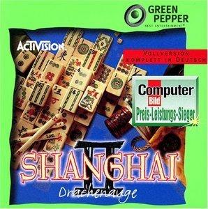 Shanghai 2 - Drachenauge (niemiecki) (PC)